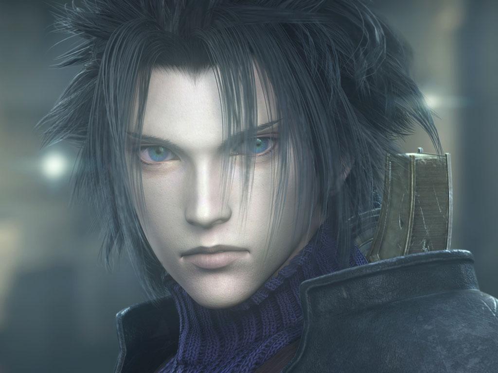 Final Fantasy Vii Crisis Core Advent Children Guide Killing