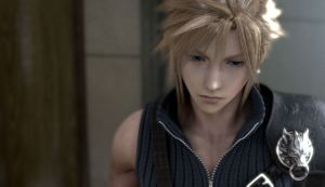 Cloud Strife from Advent Children