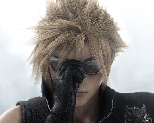 Cloud Strife of Advent Children