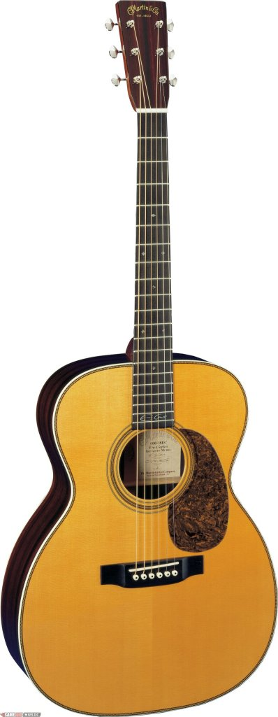 Martin Eric Clapton Signature Acoustic Guitar. Need I say more?