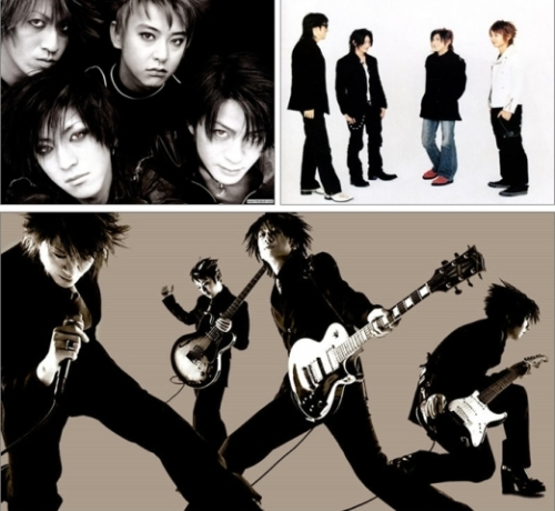 Japanese visual-kei superband Glay