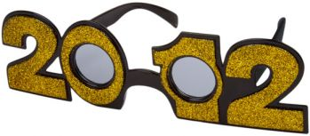 2012 Novelty Glasses