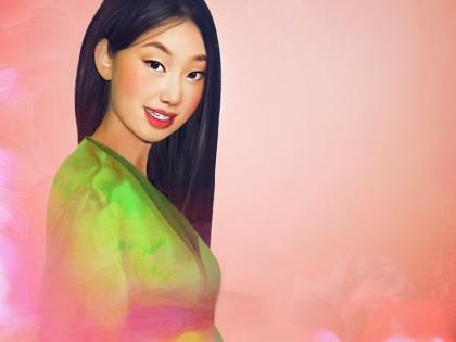 Mulan Realistic Disney Princesses by jirkavinse.wordpress.com