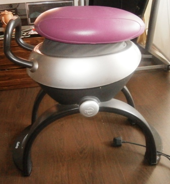 OSIM iGallop RM900 - side view