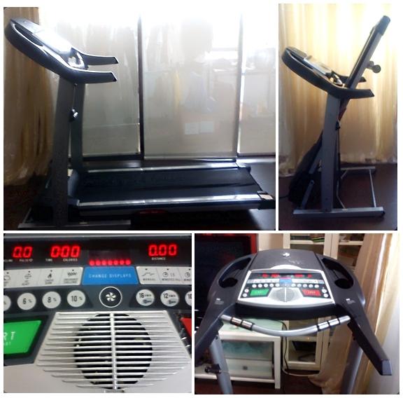 golds treadmill 410 gym reviews