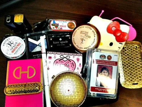 What's In My Bag - AA