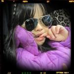 KN in RayBan Junior Sunglasses