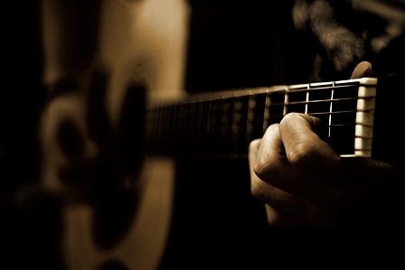 Acoustic Guitar by (c) http://www.sxc.hu/profile/sofamonkez