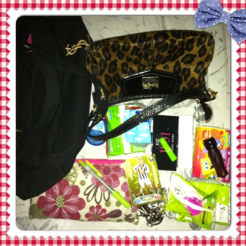 What's In My Bag - IJ