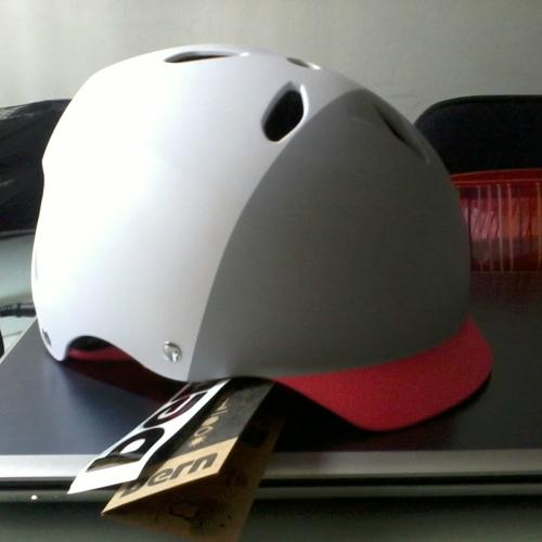 My Pink Bern Helmet