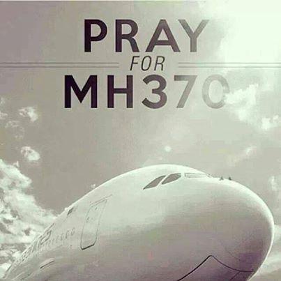 #Pray4MH370