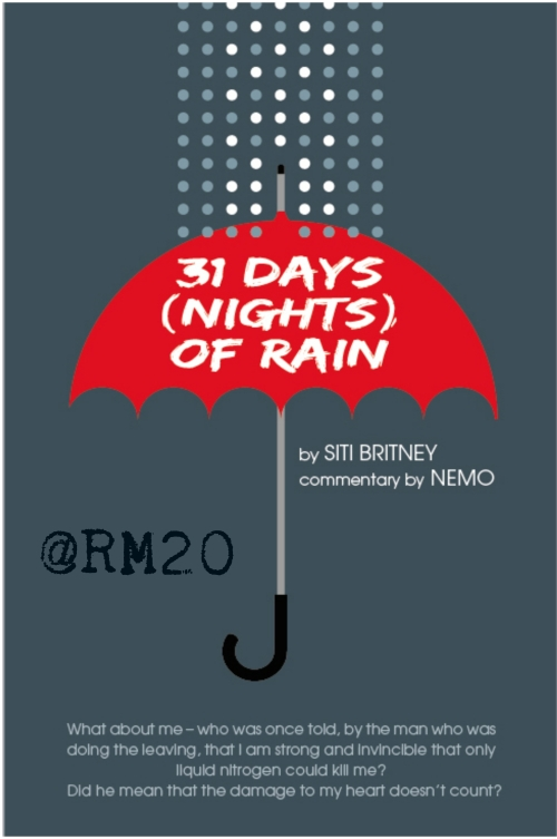 31 Days of Rain book cover